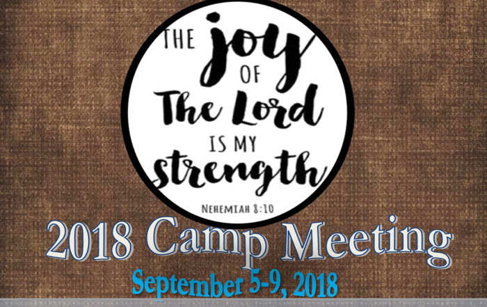 house of mercy camp meeting