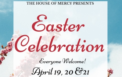 easter sunday service, house of mercy bishop