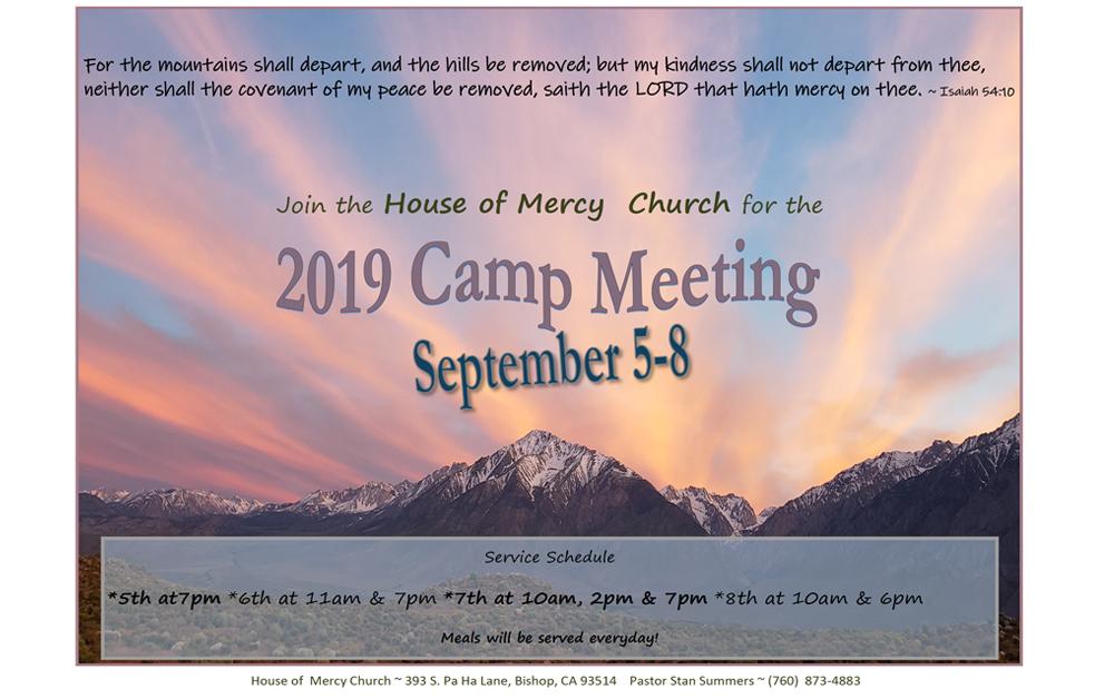 bishop camp meeting 2019